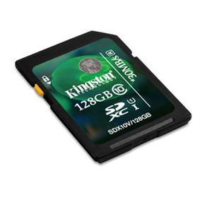 128GB Secure Digital SDXC Memory Card Class 10 UHS 1 FC