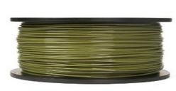 PLA Filament Large Spool (1.75mm/1.8mm) (Army Green)