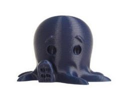 PLA Filament Large Spool (1.75mm/1.8mm) (Ocean Blue)