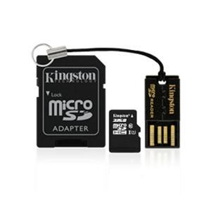 64GB Secure Digital (SD) Card Multi Kit/Mobility Kit