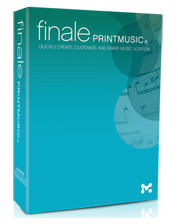PrintMusic 2014 Lab Pack (5-user)