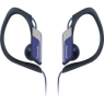 Panasonic RP-HS34 Water/Sweat Resisant In Ear Sports Headphone (Blue)