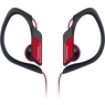 Panasonic RP-HS34 Water/Sweat Resisant In Ear Sports Headphone (Red)