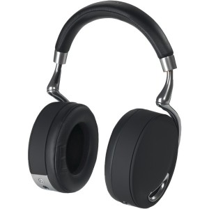 Zik Wireless Noise-Canceling Headphones with Microphone (Classic Black)