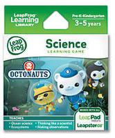 Octonauts Learning Game