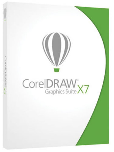 CorelDRAW Graphics Suite X7 (with any Adobe, Microsoft or Wacom Tablet purchase)