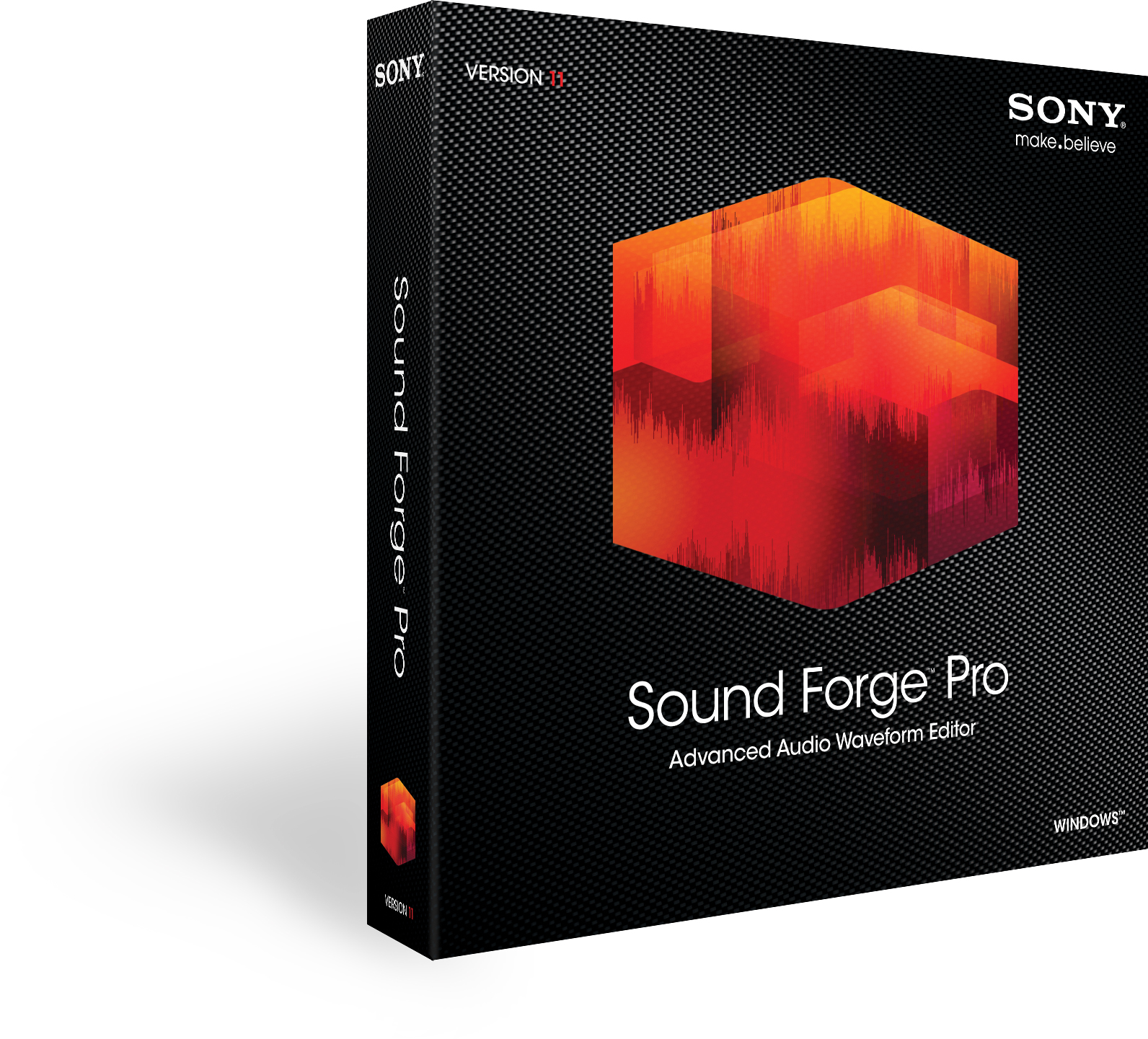 Sound Forge Pro 11 (Academic) for Win