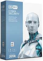 ESET CyberSecurity for Mac Single-User/1 Year (Electronic Software Delivery)