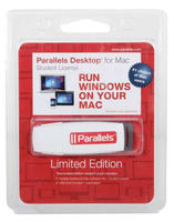 Parallels Desktop 11 Activation Code for Mac Student (with Free Flash Drive)