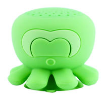 OnHand Octopus Shower Speaker (Green)
