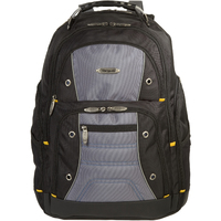 "16"" Drifter II Laptop Backpack (Black/Grey)"