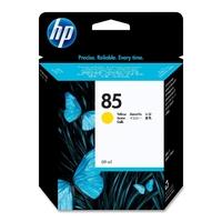 Hewlett Packard #85 Yellow Ink Cartridge