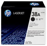 38A Original LaserJet Toner Cartridge (Black)