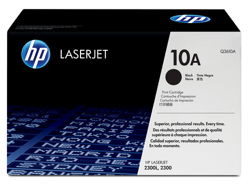 10A Original LaserJet Toner Cartridge (Black)