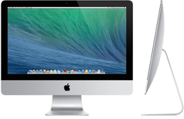 iMac 21.5-inch 2.7GHz dual-core Intel Core i5 8GB RAM 1TB HDD