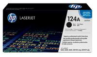 124A Original LaserJet Toner Cartridge (Black)