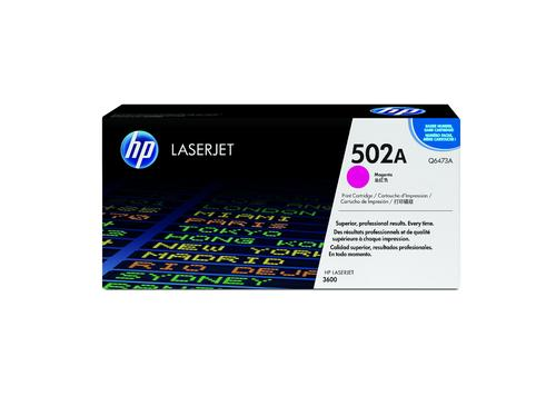 502A Original LaserJet Toner Cartridge (Magenta)