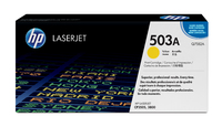 503A Original LaserJet Toner Cartridge (Yellow)