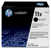 11X High Yield Original LaserJet Toner Cartridge (Black)