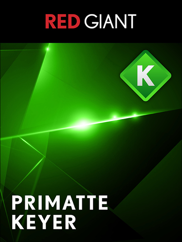 Primatte Keyer 5.1 (Electronic Software Delivery)