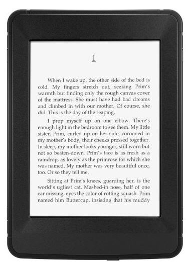 Defender Case for Kindle Paperwhite (Black)