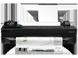 Designjet T120 24-in ePrinter