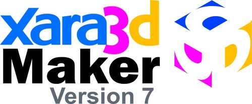 Xara 3D Maker 7 (Academic) (Electronic Software Delivery)
