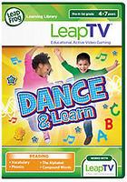 LeapTV Learning Game: LeapFrog Dance Party