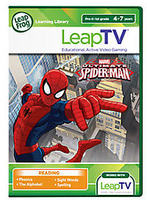 LeapTV Learning Game: Ultimate Spider-Man: Sinister Six Showdown
