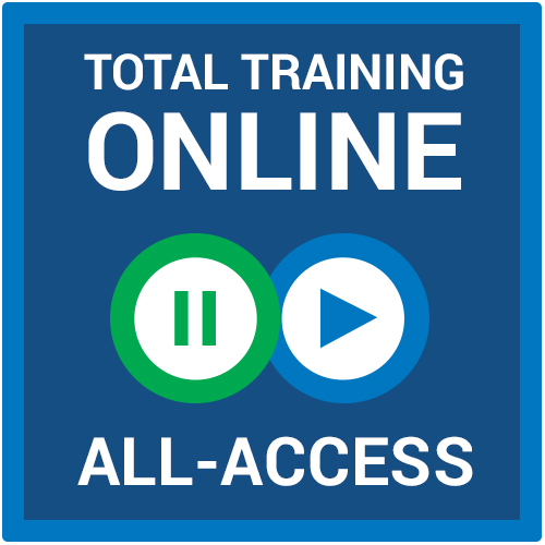 Total Training All Access 6 month (Online Video Tutorials)