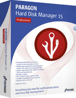 Hard Disk Manager 15 Suite 64-bit (Electronic Software Delivery)