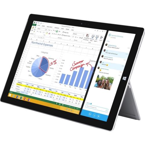 Microsoft Surface Pro 3 (64 GB, Intel Core i3) for Win