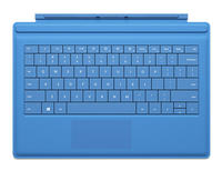 Microsoft Surface Pro 3 Type Keyboard Cover (Cyan Blue)