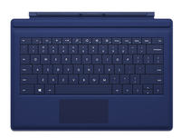 Microsoft Surface Pro 3 Type Keyboard Cover (Blue)
