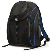 "17"" SUMO Express Laptop Backpack (Black/Royal Blue)"