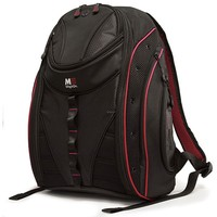 "17"" SUMO Express Laptop Backpack (Black/Red)"