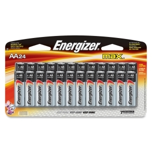 Energizer Max AA Alkaline Batteries (24 Pack)