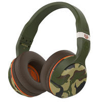 Skullcandy Hesh 2 Bluetooth Headphones Camo BP