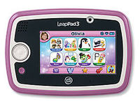 LeapPad3 Learning Tablet (Pink)