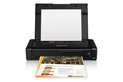 WorkForce WF-100 Mobile Printer