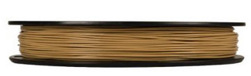 PLA Filament (.5lb 1.75mm/1.8mm) (Light Brown)