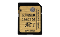 256GB Secure Digital Extended Capacity (SDXC)