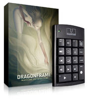 Dragonframe 3.x plus USB Keypad (Academic) (Electronic Software Delivery)