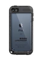 LifeProof free Case for iPod Mini (Black/Clear)