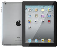 Apple iPad 2 Refurbished 16GB WiFi - Black - 1 yr Warranty
