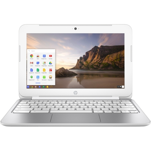 Chromebook 11-2110NR Notebook 11 N2830 2.16GHz 2GB DDR3L SDRAM 16GB Flash Memory Chrome OS for Win