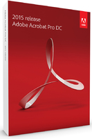 Adobe Acrobat DC 25 Device Lab Pack includes 1 year maintenance