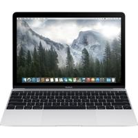 "Apple MacBook 12"" w/ Retina Display, Intel Core M dual core 1.10 GHz, 8GB RAM, 256GB Flash Storage (Silver)"