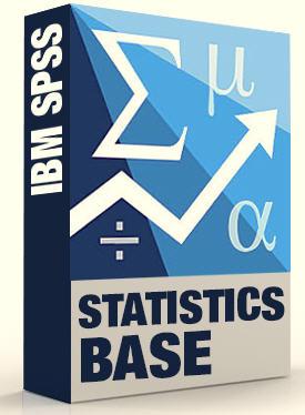 IBM SPSS Statistics Base Grad Pack 23.0 Academic (Mac Download - 12 Month License)