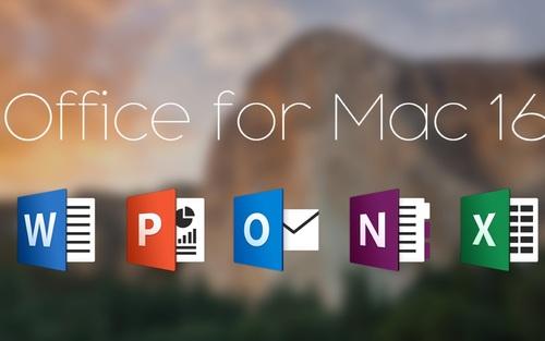 Office Mac Standard 5 User Lab Pack Perpetual